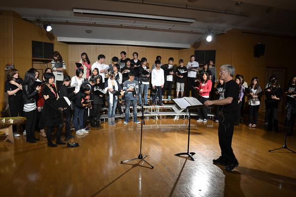 2011 REHEARSAL AISA Choral Fest