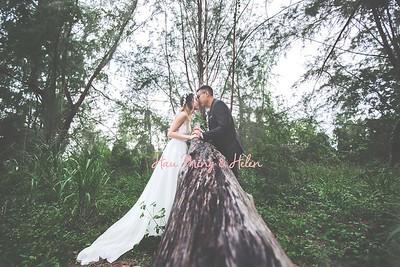 Hau Ming & Helen Pre-Wedding