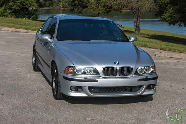 2002 E39 M5