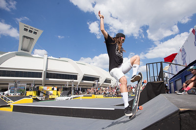 Skateboarding and BMX,  Jackalope