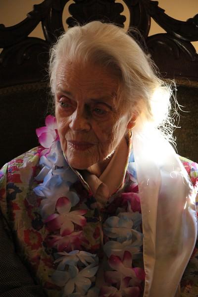 Yeatts Wedding and 100th Birthday