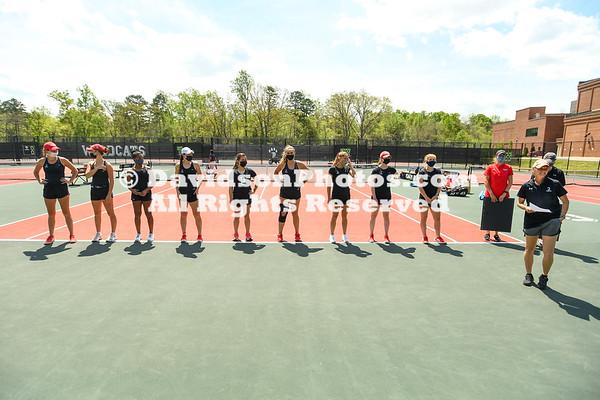 2020-21 Women's Tennis Appalachian St