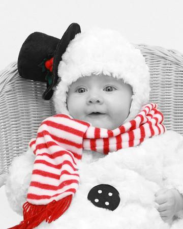 Audrey, Christmas