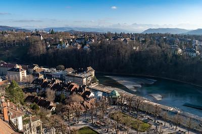 Bern - January