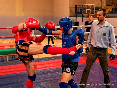 Poland Cup Muay Thai Warsaw december 2016