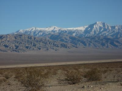 Pinto Peak 12-15-2007