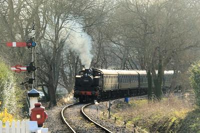 20160331 Kent & East Sussex Railway
