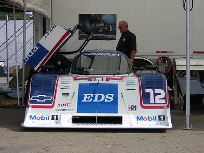 SVRA Sprint Vintage Grand Prix at Mid-Ohio