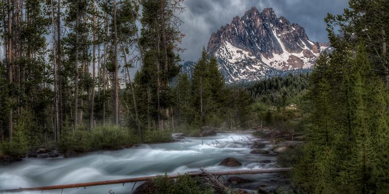 Heyburn Peak, Idaho