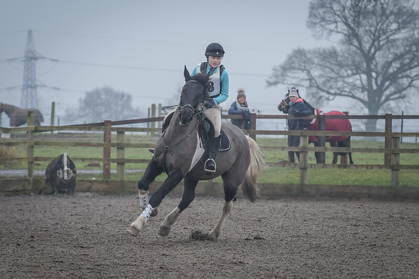 Lincomb EC Arena Eventing, Sunday 22nd january 2017