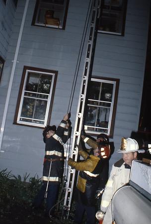 6/30/1980 - CAMBRIDGE, MASS - WORKING FIRE 30 COGSWELL AV