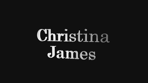 Christina James