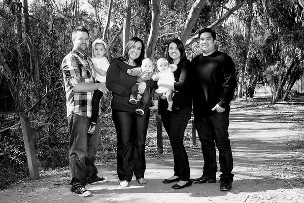 Andrea's Family @ Batiquitos