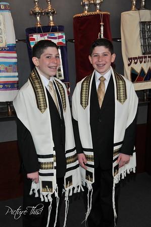 Cory and Jake Nierman's B'nai Mitzvah preview