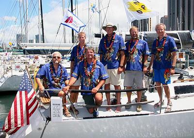 Transpacific Yacht Race 2007