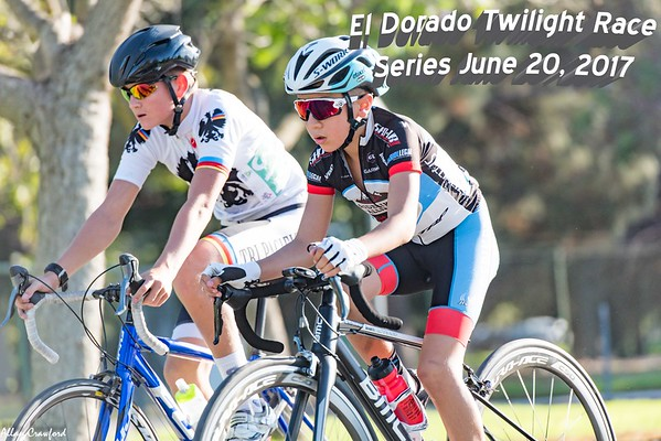 El Dorado Twilight Crit June 20, 2017