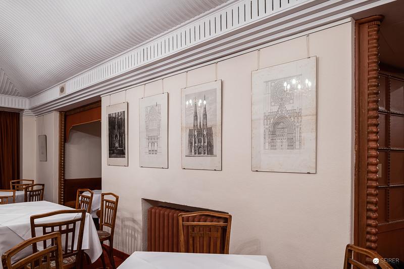 Architekturfotografie im Hotel Regina in Wien