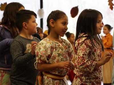 New Kituwah Academy Pow Wow, November 15