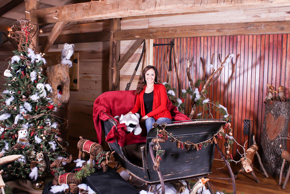 Hollow Hill Farm Santa Event