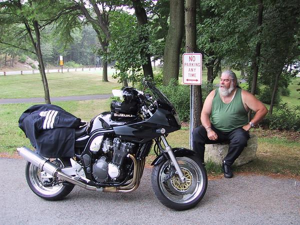 Ricks Ride '01