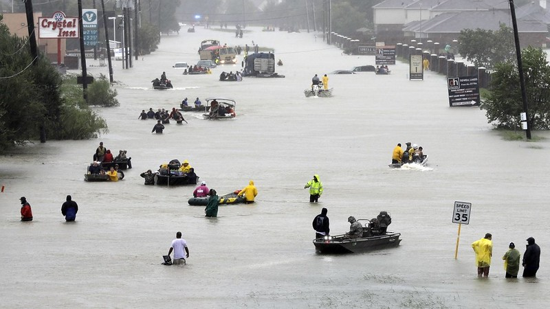 Houston, 2017 Hurricane Harvey