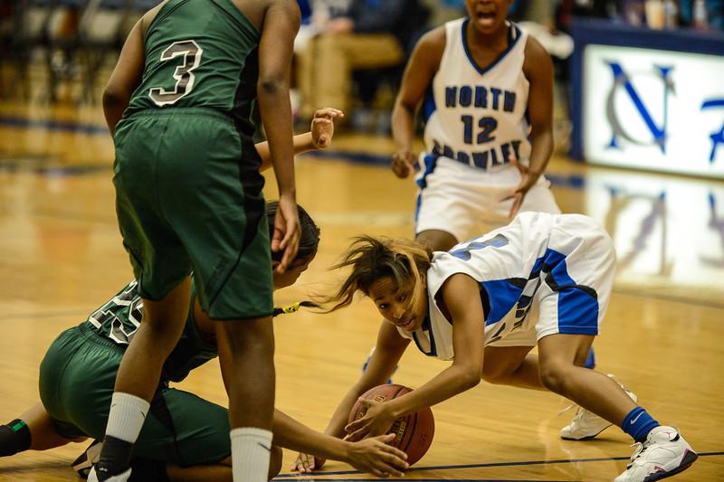 Basketball Girls JV vs  Arlington Colts 12-13-13-8