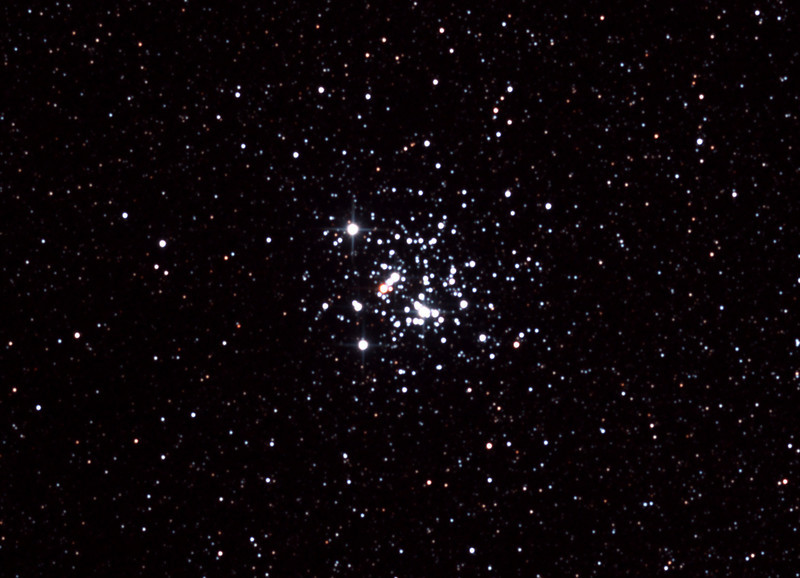 Caldwell 94 - NGC4755 - Jewel Box Cluster - 18/1/2013 (Processed cropped stack)