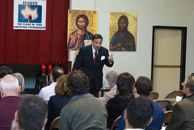 Community Life - Bill Marianes Lecture - September 29, 2012