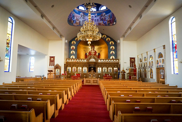 St. George Greek Orthodox Church, NPR FL, 1 29 2016