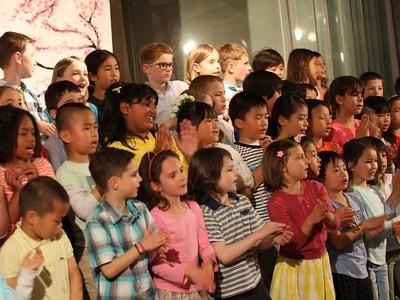 Gr.1-4 Spring Arts Night