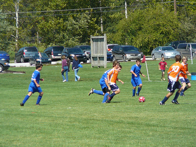Fushion Club Soccer