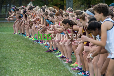 2017.10.25 Cross Country: Potomac District Championships