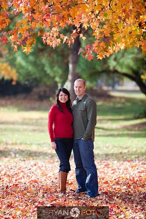 Brian & Michelle Christmas photos 2009