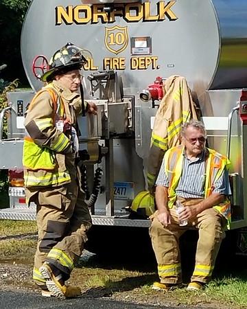 Garage Fire - 50 Trescott Hill Rd, North Canaan, CT - Unknown Date