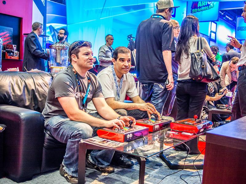 Ed Boon at E3 2013