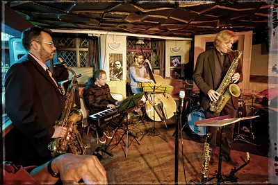 The Coltrane Dedication  2015-10-22