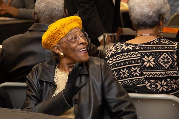 Black History Luncheon in Putnam 2020