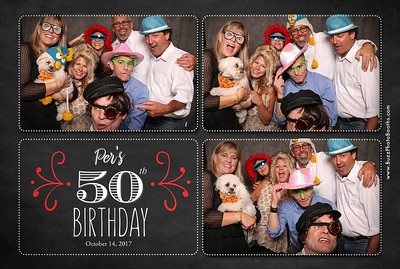 2017 Andresen 50th Party