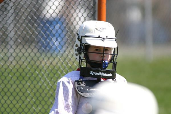 2005 Connors first Lacrosse game