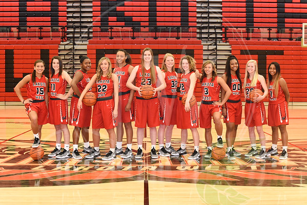 Lakota West Girls Basketball '16-17