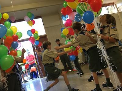 1772i Boy Scouts Easter Egg Hunt