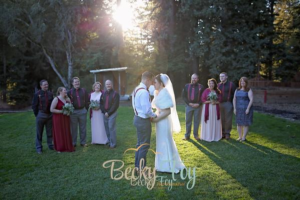 Kelsey & Patrick * Wedding, Ceremony and Reception