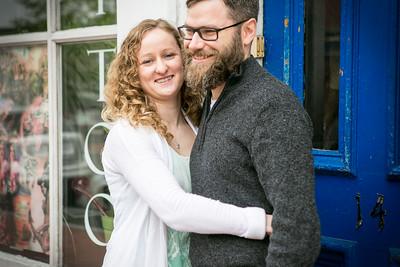 Sarah and Zach-Engagement