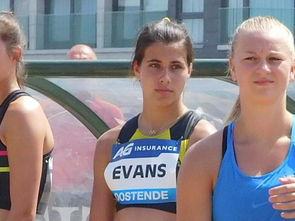 Cassandre Evans