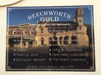Beechworth Weekend April 2018