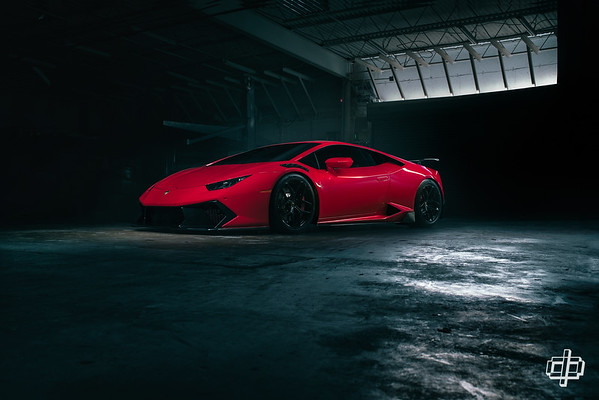 EVS Motors x Vorsteiner Lamborghini Huracan Novara Aero Kit