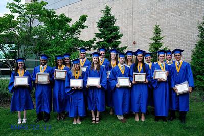 Graduation Awards 6-2-13 BroRoger