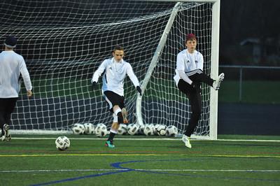BV Soccer vs Cortland 10-26-11
