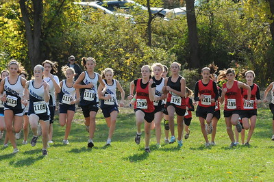 Junior High Race