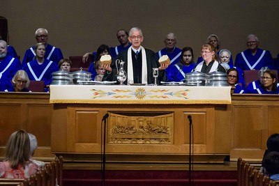 World Communion Sunday and . . .  10-7-2018